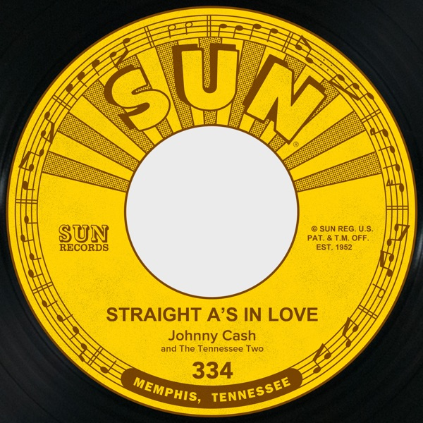 Straight a's in Love / I Love You Because - Single