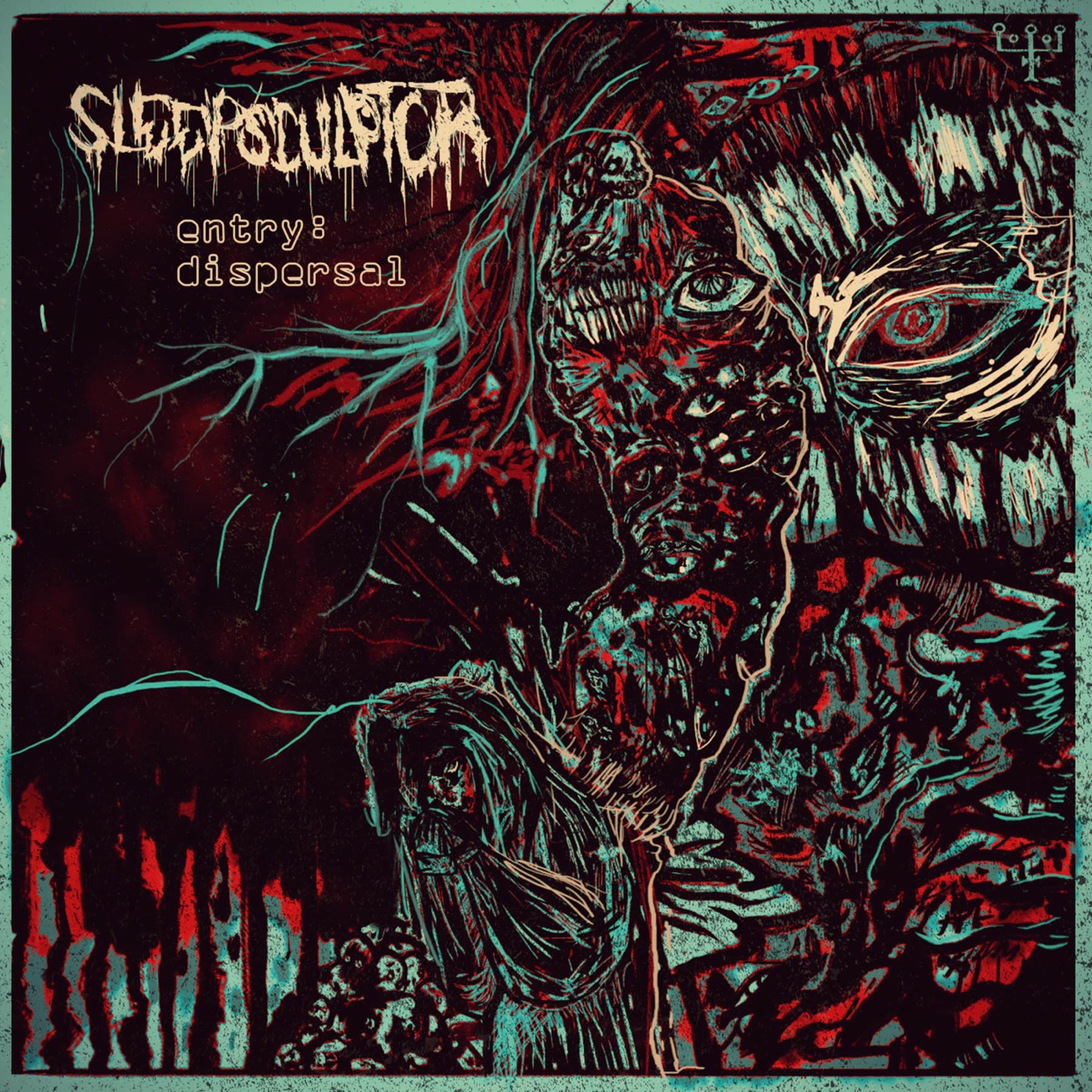 Sleepsculptor - Entry: Dispersal [EP] (2019)