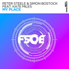 Peter Steele & Simon Bostock - My Place (feat. Kate Miles) artwork