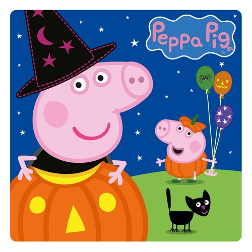 Peppa Pig, Pumpkin Party movie poster