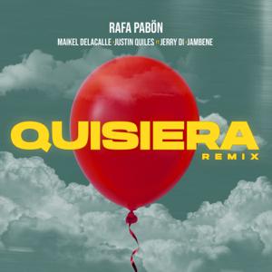 Rafa Pabön, Justin Quiles & Maikel Delacalle - Quisiera feat. Jerry Di & Jambene [Remix]