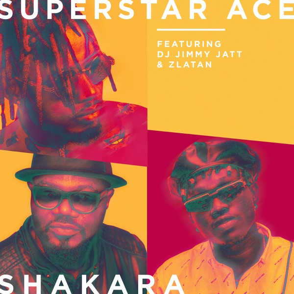Shakara (feat. DJ Jimmy Jatt & Zlatan) - Single