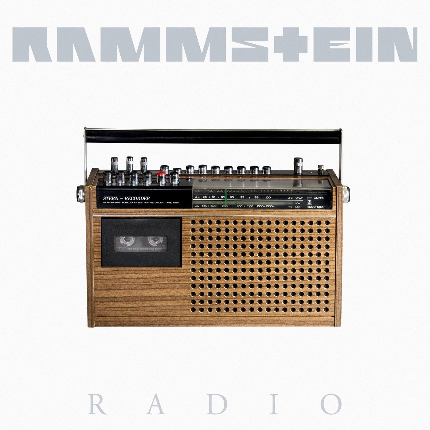 Rammstein - RADIO [Single] (2019)