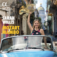 Sarah Willis - Mozart y Mambo artwork