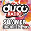Various Artists - Disco Radio Summer 2019 artwork