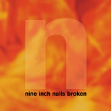 """The album art for """"Broken - EP"""" by Nine Inch Nails"""