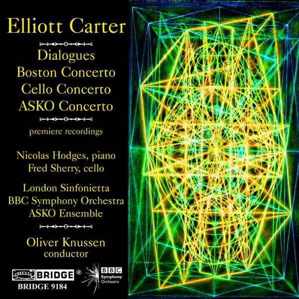 Music of Elliott Carter, Vol. 7