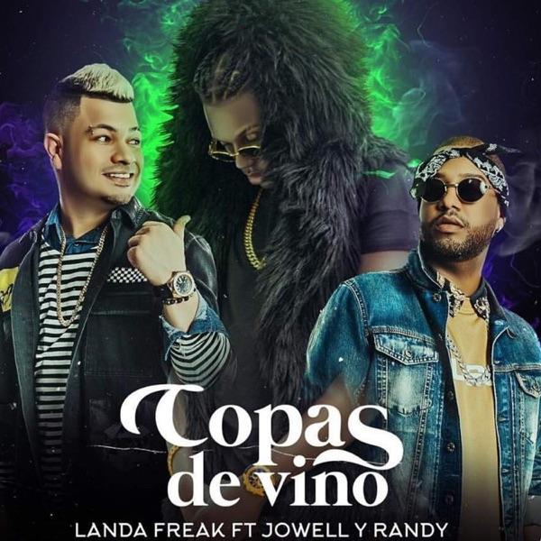 Copas de Vino (feat. Jowell & Randy) - Single