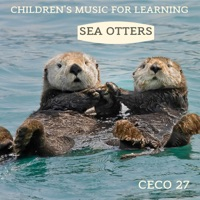 Children's Music for Learning: Sea Otters - Single