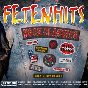 Verschiedene Interpreten - Fetenhits Rock Classics