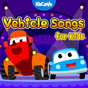Kizcastle - Vehicle Songs for Kids