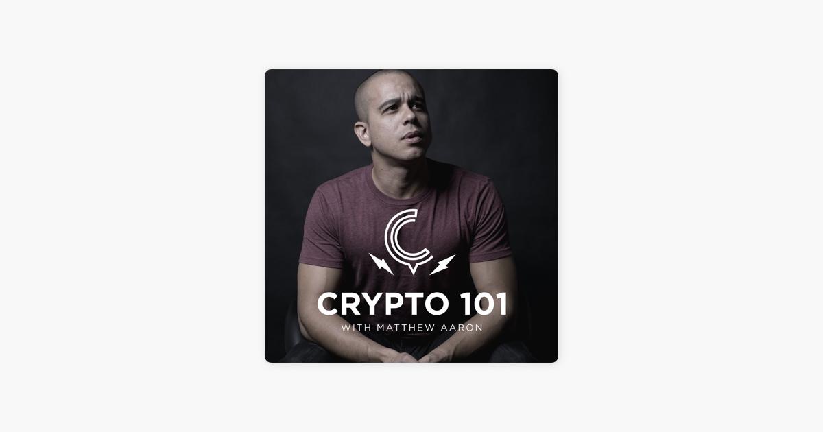 CRYPTO 101: with Matthew Aaron: Bluzelle & Invitcus Capital 101 on