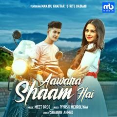 Aawara Shaam Hai (feat. Piyush Mehroliyaa)