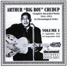 "Arthur ""Big Boy"" Crudup - Dirt Road Blues"