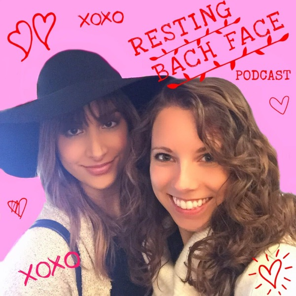 Resting Bach Face Podcast