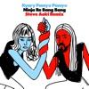 にんじゃりばんばん (feat. Steve Aoki) [Steve Aoki Remix] by きゃりーぱみゅぱみゅ