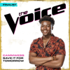 Save It For Tomorrow (The Voice Performance) - Cammwess