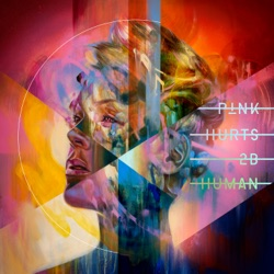 View album P!nk - Hurts 2B Human