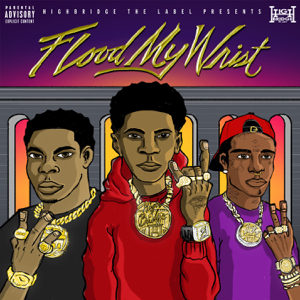 A Boogie wit da Hoodie & Don Q - Flood My Wrist feat. Lil Uzi Vert