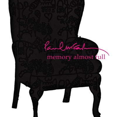 Memory Almost Full (iTunes Deluxe Version Preorder) - Paul McCartney