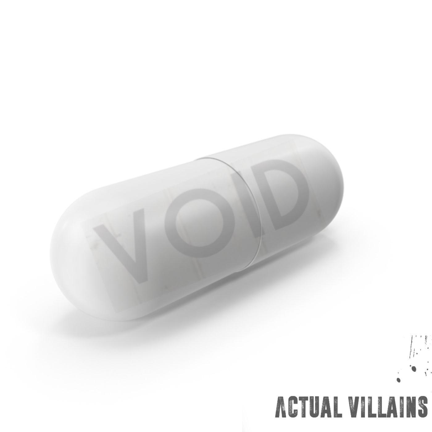 Actual Villains - Void [single] (2019)