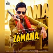 Zamana (feat. Afsana Khan) - Happy Raikoti