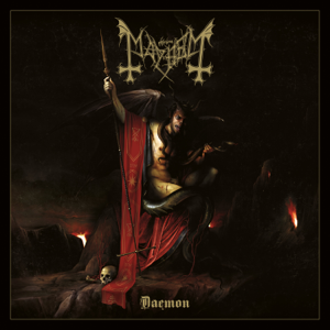 Mayhem - Daemon (Bonus Tracks Version)