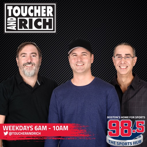 Cover image of Toucher & Rich