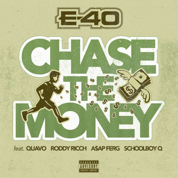 Chase the Money (feat. Quavo, Roddy Ricch, A$AP Ferg & ScHoolboy Q) - Single