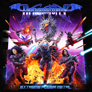 DragonForce - Cosmic Power of the Infinite Shred Machine