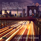 Pete McGuinness Jazz Orchestra - Point of Departure