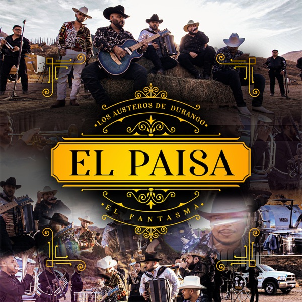 El Paisa (En Vivo) - Single