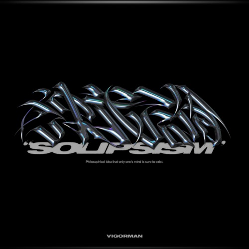 VIGORMAN - SOLIPSISM (2019) Album Download mp3 m4a iTunes