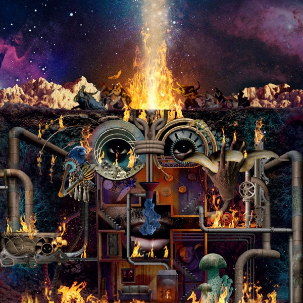 iTunes Artwork for 'Flamagra (by Flying Lotus)'