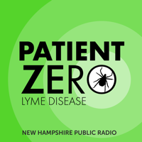 Podcast cover art for Patient Zero