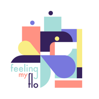 Podcast cover art for Feeling My Flo