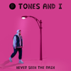 Tones And I - Never Seen the Rain Grafik