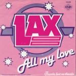 Lax - All My Love