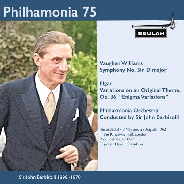Philharmonia 75 Sir John Barbirolli