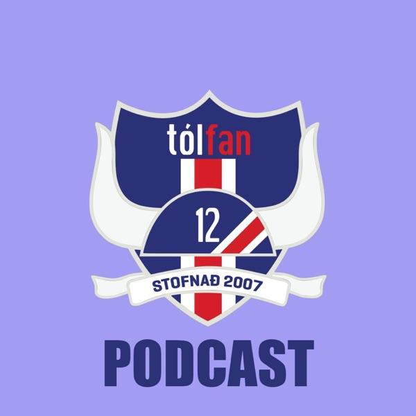 Tólfan podcast