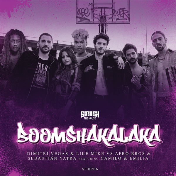 Boomshakalaka (feat. Camilo & Emilia) - Single