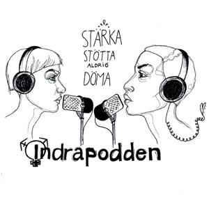 Indrapodden - Stärka, stötta, aldrig döma