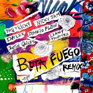 Mau y Ricky, Nicky Jam & Dalex - BOTA FUEGO feat. Dímelo Flow, Justin Quiles & Lenny Tavárez