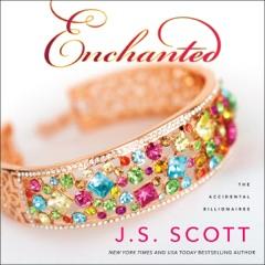 Enchanted: The Accidental Billionaires, Book 4 (Unabridged)