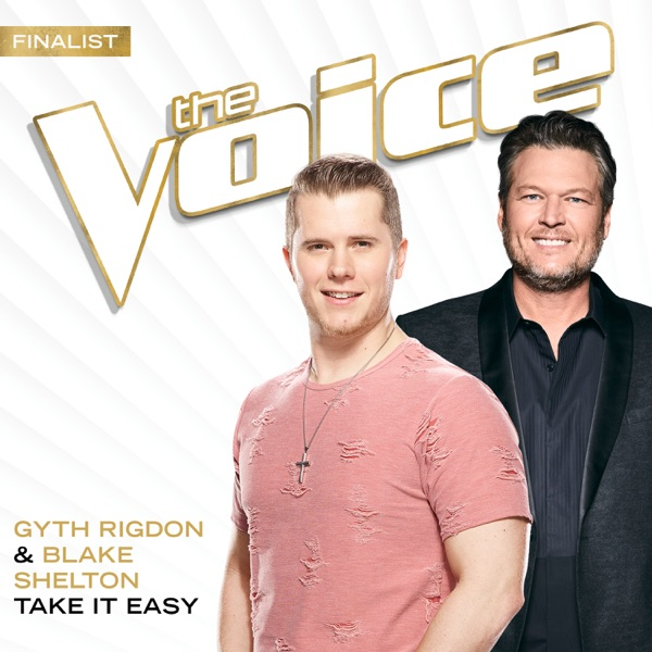 Take It Easy (The Voice Performance) - Single