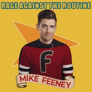 Mike Feeney - Rage Against the Routine