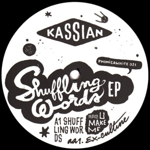 Shuffling Words - EP