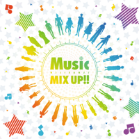 Various Artists - にじさんじ Music MIX UP!! artwork