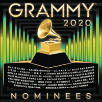 Various Artists - 2020 GRAMMY® Nominees artwork
