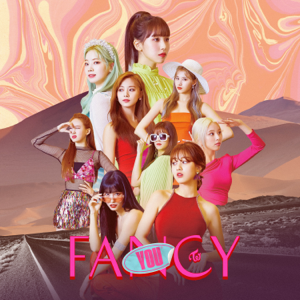 FANCY YOU  TWICE TWICE album songs, reviews, credits